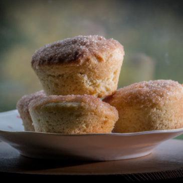 Skořicové muffiny