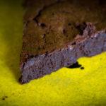 bezlepkový čokoládový dort
