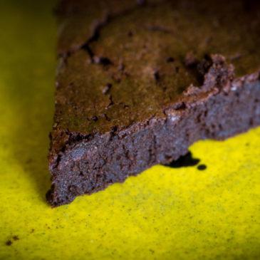 Čokoládový dort bez mouky